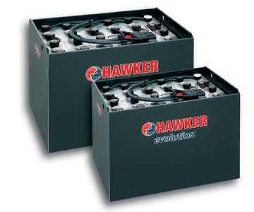 霍克PZB系列叉车蓄电池