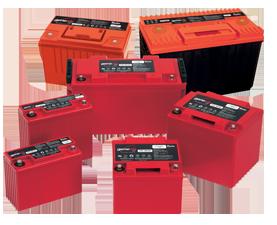 霍克XE系列蓄电池