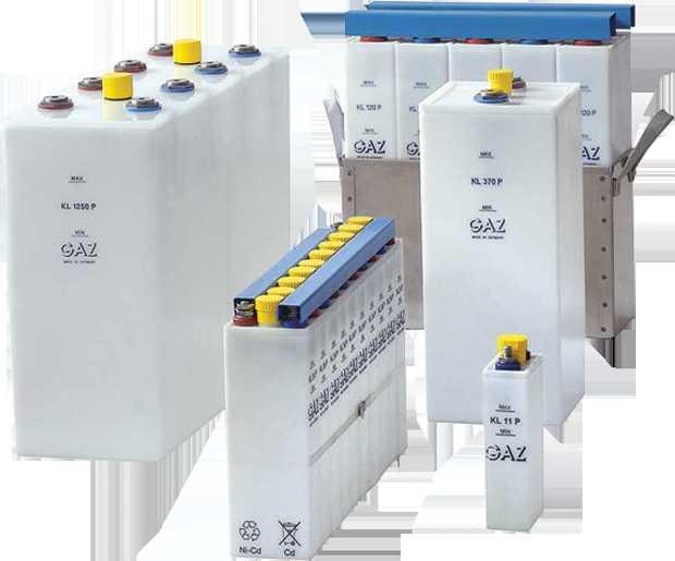 霍克GAZ系列蓄电池